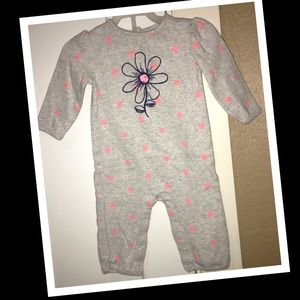 Gymboree baby girl coverall 🌸6-12m🌸